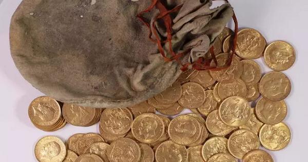 Tak Disangka, Koin Emas Kuno ini nilainya mencapai Rp 4 Miliar!