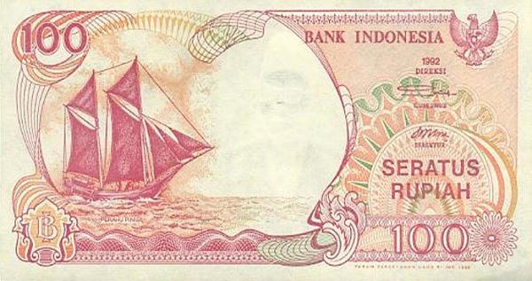 Punya Uang Rp 100 Harganya sekarang Jutaan