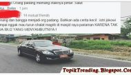 Permalink ke Kedatangan Jokowi ke Padang dicuekin, Warga: Buat apa nunggu orang yang MENYUSAHKAN rakyat