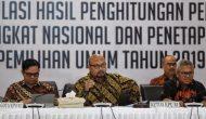 Permalink ke KPU Tetapkan Jokowi-Ma'ruf Pemenang Pilpres 2019