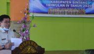 Permalink ke Bappeda Sintang Pasang Sejumlah Strategi Untuk Tingkatkan PAD 2021