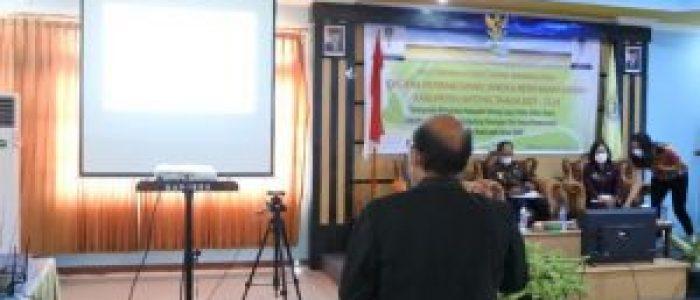 Kepala BAPPEDA Kabupaten Sintang, Jelaskan Visi dan Misi Kabupaten Sintang 2021-2026