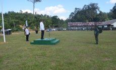 Permalink ke Kegiatan  TMMD Reguler Perbatasan Ke.105 Kodim 1205 Sintang Ta 2019 Di Desa  Merti Jaya  Kecamatan Tempunak Dibuka Bupati Sintang Jarot Winarno