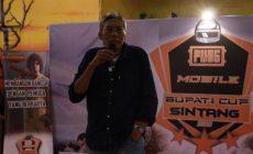 Permalink ke Resmi Digelar E-Sport Turnament PUBG Mobile Bupati Sintang Cup 2019